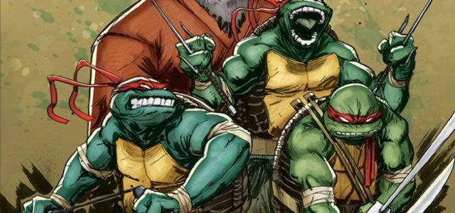 Las Tortugas Ninja 1, de Kevin Eastman, Tom Waltz y Dan Duncan
