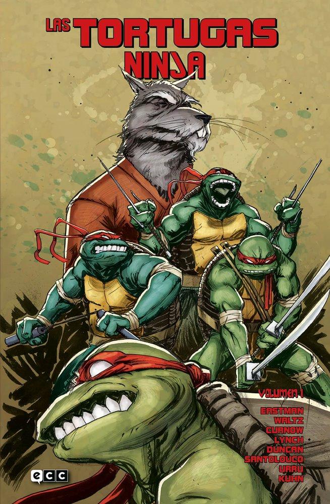 Las Tortugas Ninja 1