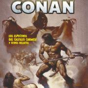 La Espada Salvaje de Conan 5: Los espectros del castillo carmesí