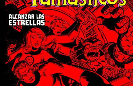 Marvel Gold. Los Cuatro Fantásticos 10: Alcanzar las estrellas