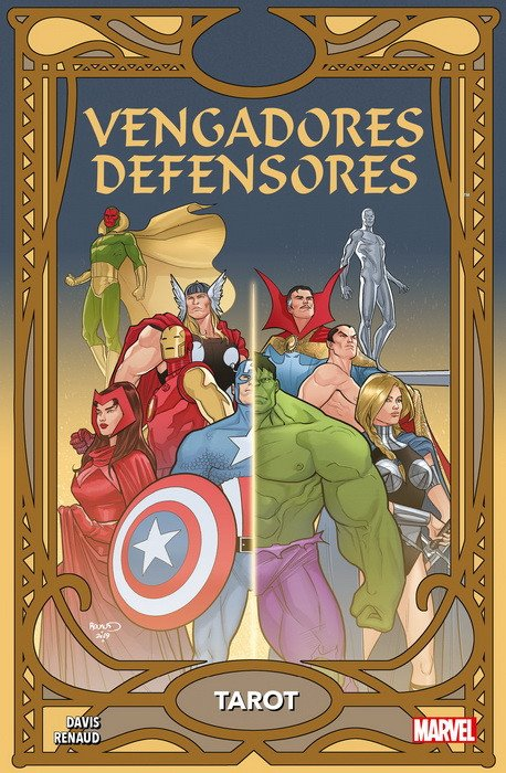 Vengadores / Defensores: Tarot.