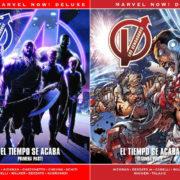 Los Vengadores de Jonathan Hickman 8 y 9