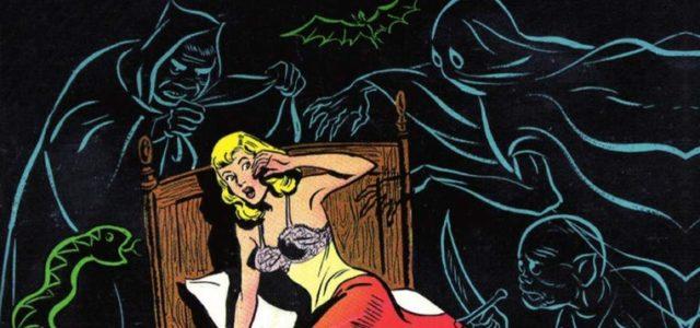Biblioteca de Cómics de Terror de los Años 50 Vol.6 Fantasmas