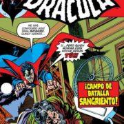 Biblioteca Drácula: La Tumba de Drácula 5 y 6 de Wolfman, Colan y Palmer