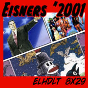 Premios Eisner 2001