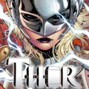 Marvel Now! Deluxe. Thor de Jason Aaron 3: La diosa del trueno