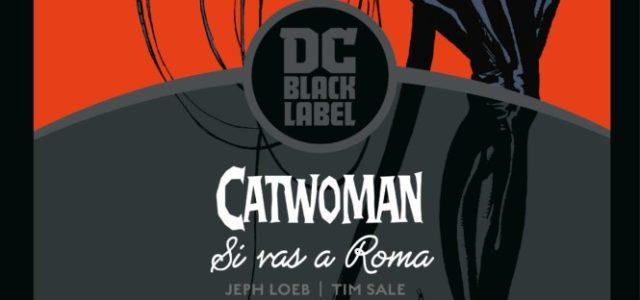 Catwoman: Si vas a Roma…, de Loeb & Sale