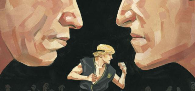 Cobra Kai: La saga de Karate Kid continúa. La historia de Johnny