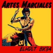 Cómics de artes marciales