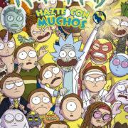 Rick & Morty: Hazte Con Muchos, de Tini Howard, Marc Ellerby y Katy Farina