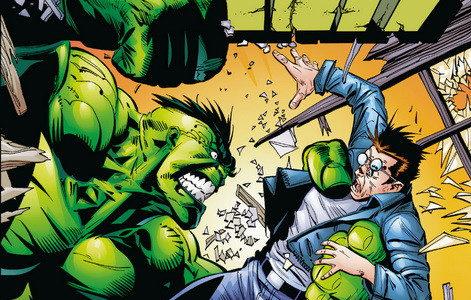 Hulk de Byrne y Garney: Holocausto en la tierra de Dios