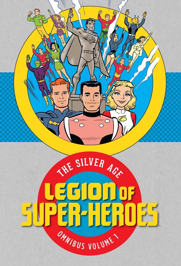legion of superheroes silver age omnibus 1