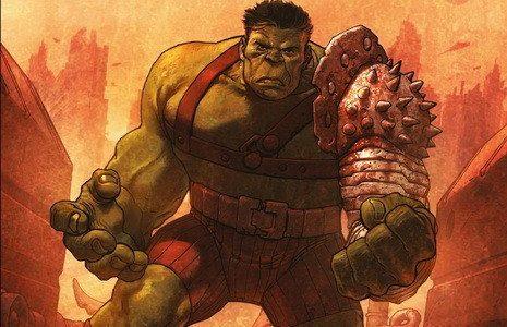 Planeta Hulk (Marvel Must Have 12)