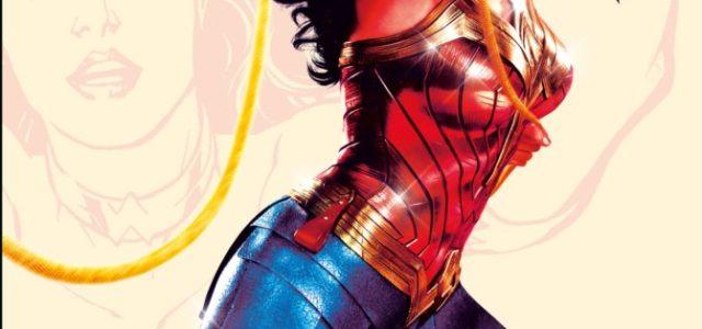 Wonder Woman: Sangre. La saga completa