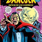 Biblioteca Drácula: La Tumba de Drácula 7 y 8, de Marv Wolfman y Gene Colan