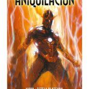 Aniquilación Saga 2: Nova – Estela plateada