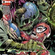 El Asombroso Spiderman 26-31: Restos Mortales