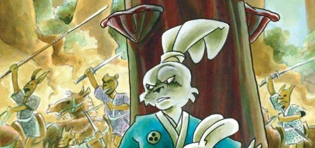 Usagi Yojimbo saga 4