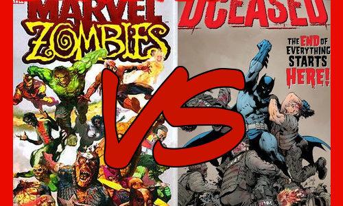 Marvel Zombies vs DCsos