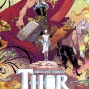 Marvel Now! Deluxe. Thor de Jason Aaron 4: El trueno en las venas