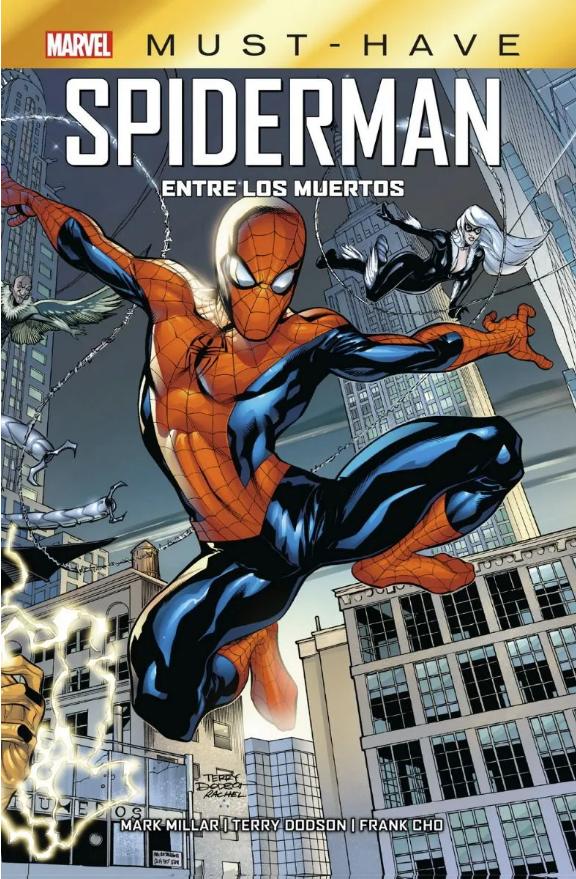 Marvel Must-Have Spiderman Entre los muertos