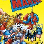 Sergio Aragonés masacra el Universo Marvel