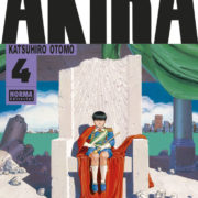 Akira Edición Original 4, de Katsuhiro Otomo