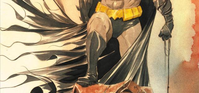 Batman. Calles de Gotham 1: El corte final