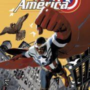 Marvel Now! Deluxe Sam Wilson: Capitán América 1