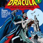 Biblioteca Drácula: La Tumba de Drácula 9 y 10, de Marv Wolfman y Gene Colan
