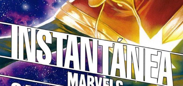 Instantánea Marvels 7-8: Civil War / Capitana Marvel