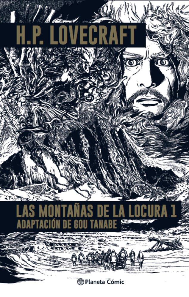 Las montañas de la locura 1