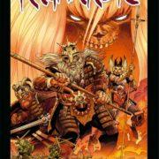 Ragnarök 3. La destrucción de Helheim