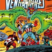 Marvel Héroes 102. Los Vengadores – La línea a cruzar