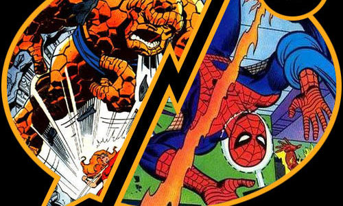 Marvel Team-Up VS Marvel Two-In-One