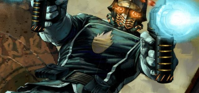 Aniquilación Saga 7. Aniquilación: Conquista – Starlord & Fantasma