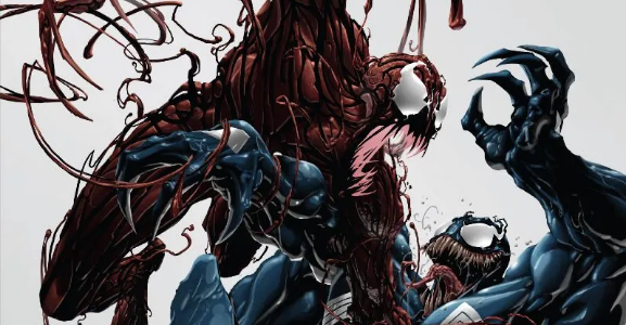 100% Marvel HC. Veneno vs Matanza
