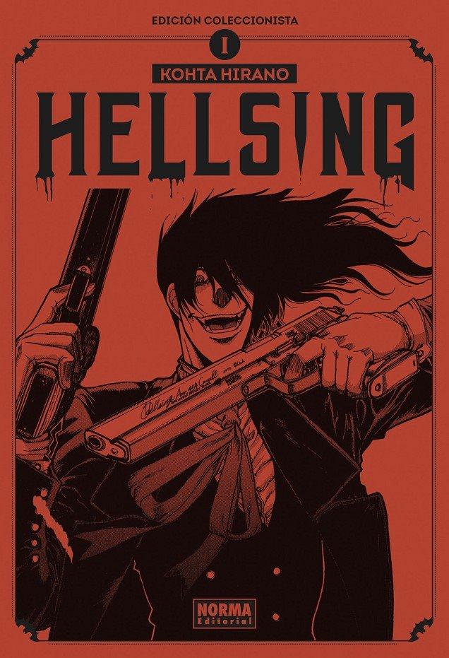 hellsing ed coleccionista