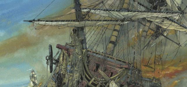 Las grandes batallas navales #10. La Hougue
