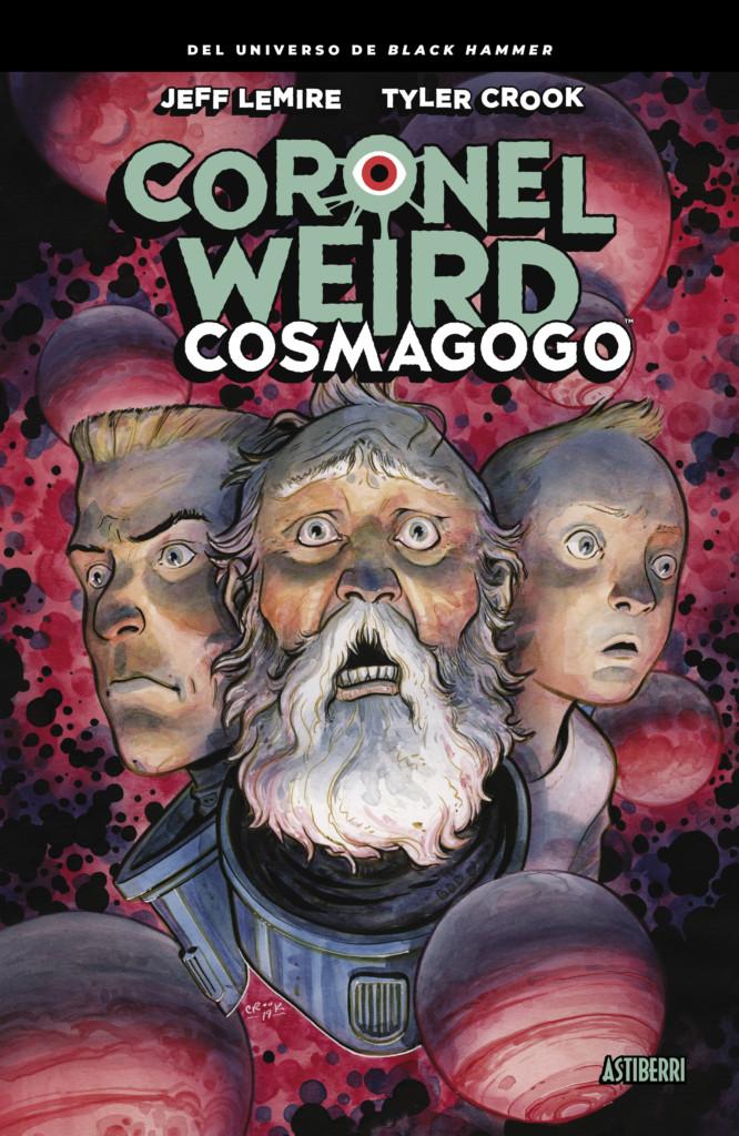 Coronel Weird cosmagogo