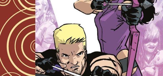 Marvel Integral: Ojos de Halcón, de Jeff Lemire y Ramón K. Pérez