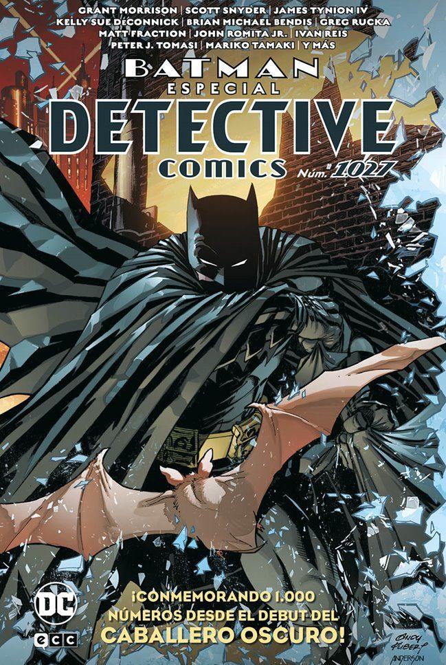 Batman Especial Detective Comics 1027
