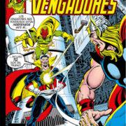 Marvel Gold. Los Vengadores 8: Nefaria supremo