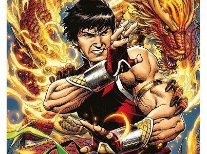 Shang-Chi: Hermanos y Hermanas, de Gene Luen Yang, Dike Ruan y Philip Tan