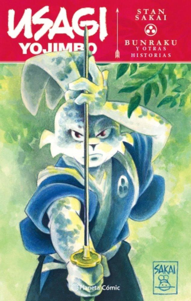 Usagi Yojimbo 1. Bunraku y otras historias