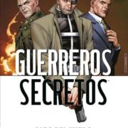 Marvel Saga Guerreros Secretos 2. Dios del Miedo, Dios de la Guerra