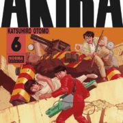 Akira Edición Original 6, de Katsuhiro Otomo
