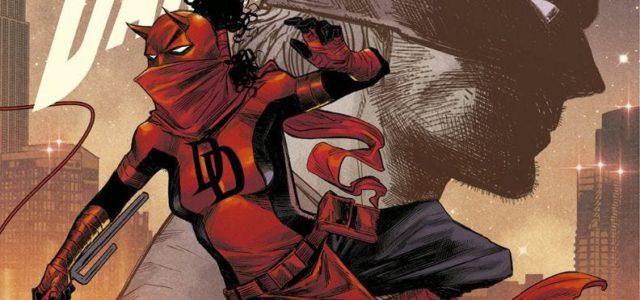Daredevil de Chip Zdarsky 18-21: El puño rojo