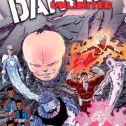 Danger Unlimited, de John Byrne