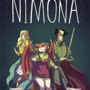 Nimona, de Noelle Stevenson